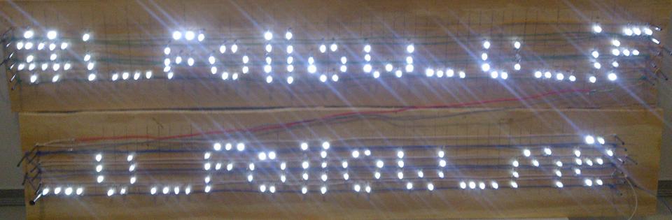 LED #tag