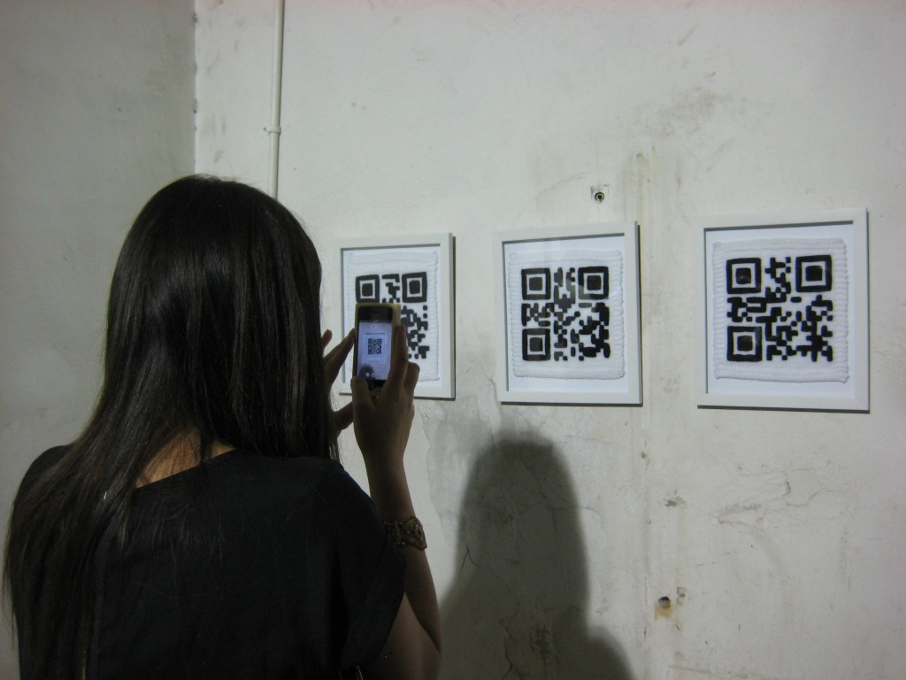 talking codes - exhibition